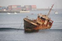 Shipping disaster