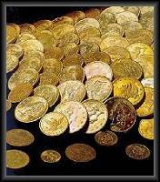 Central America golden treasures