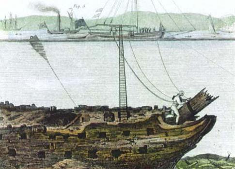 Salvage of the Royal Georges
