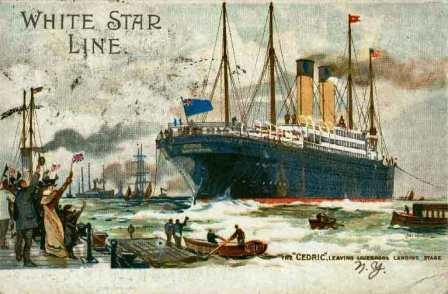 The White Star Line