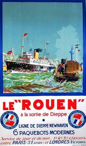 Bateau de Rouen
