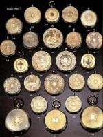 Gold pocket watches - Abbatucci