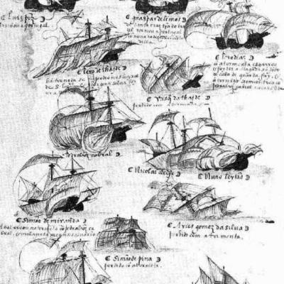 Portuguese fleet