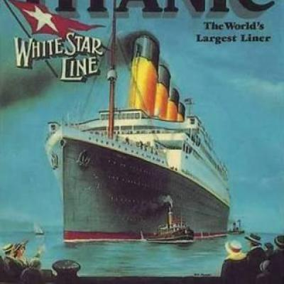 Publicity for Titanic