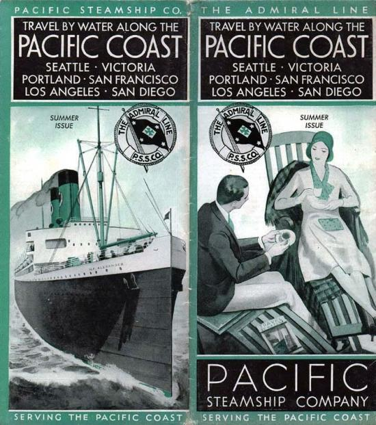 Pacific Steamship Co