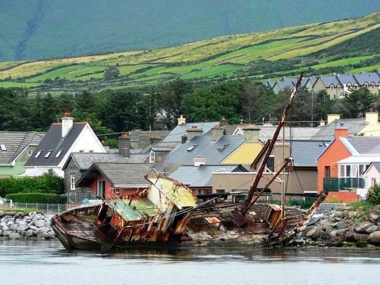 Wreck in Ireland