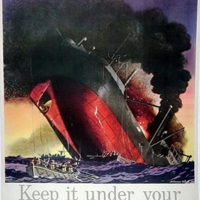 The War at sea