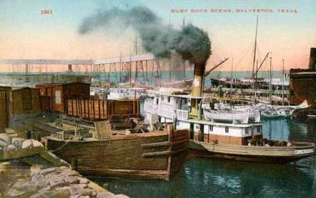 Galveston Harbour