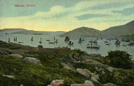 Macao Harbour