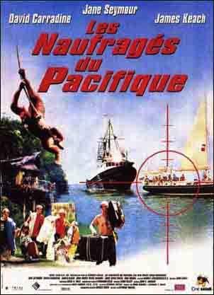 Naufrage dans le Pacifique