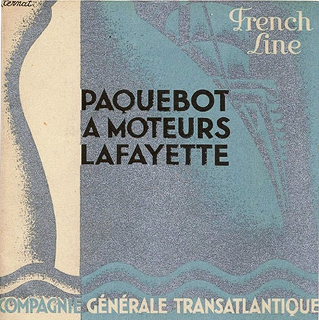 French Line - Lafayette