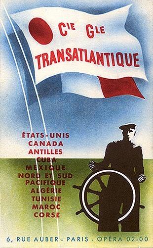 Cie Générale Transatlantique
