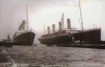 Titanic & Olympic