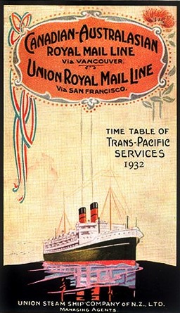 Union Royal Mail Line