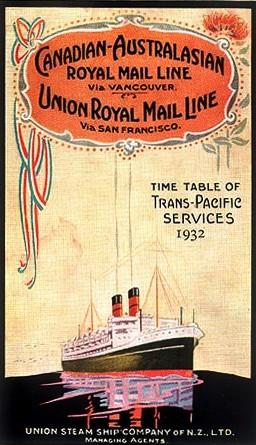Union Royal Mail Line
