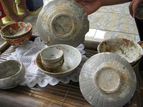 Various Song ceramics