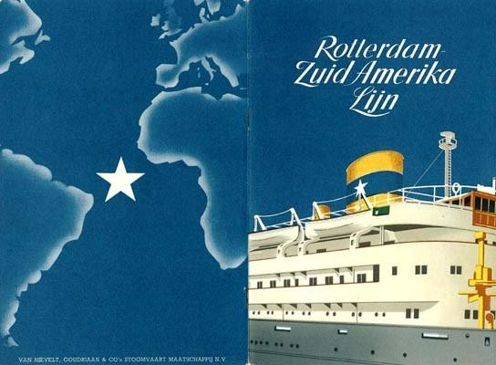 Rotterdam Sud America Line