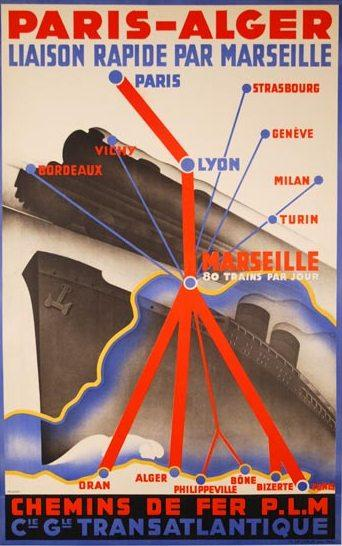 Paris - Alger