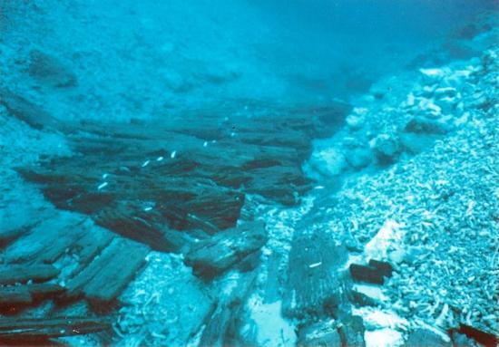 Ontario wreck