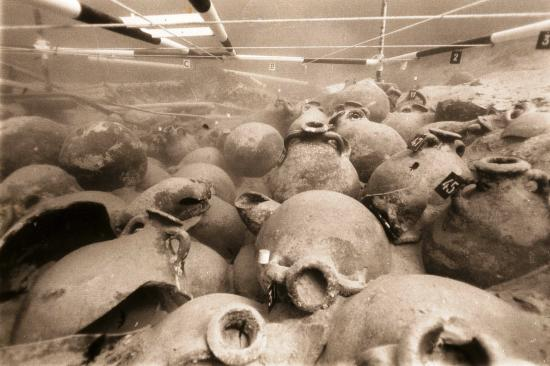 Underwater Achaeology in Cabrera, Balearic Islands
