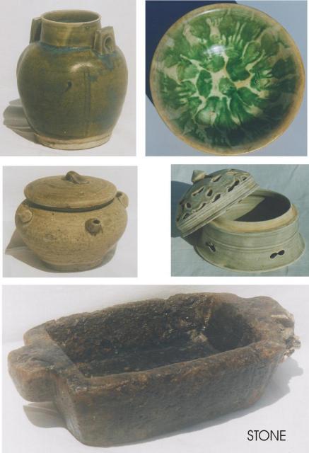 Beautiful Tang ceramics (3)