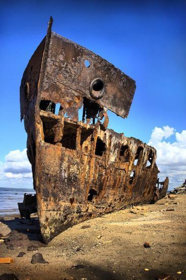 Shipwrecks