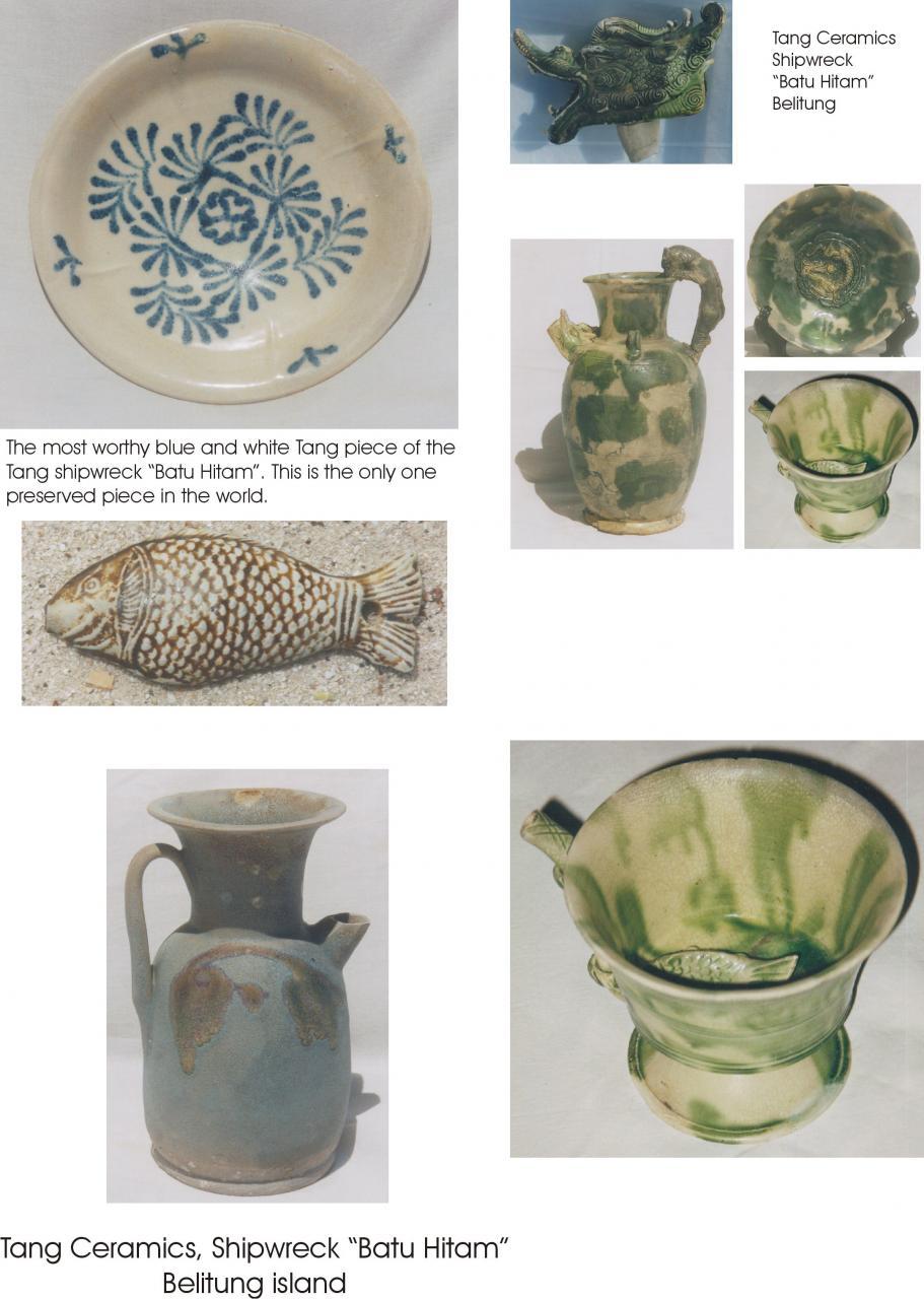 Beautiful Tang ceramics (2)