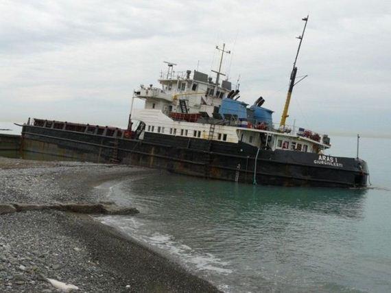 A wreck