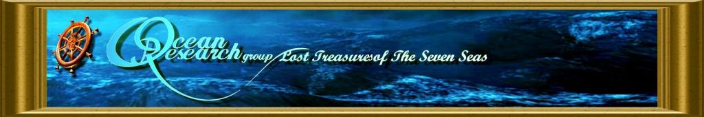 Shipwrecks &amp; Lost Treasures of the Seven Seas