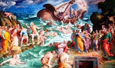 Saint Paul's shipwreck